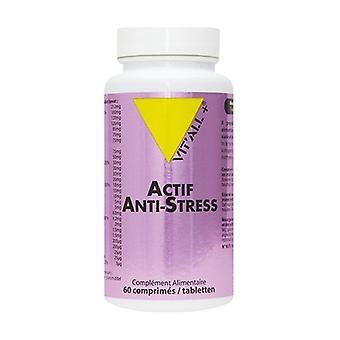 Anti-stress - Vitamine B & C Complex - Langwerkende 60 tabletten