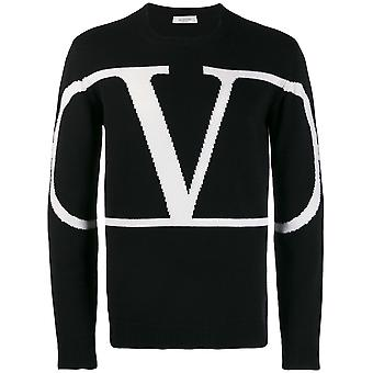 VLogo Cashmere Sweater