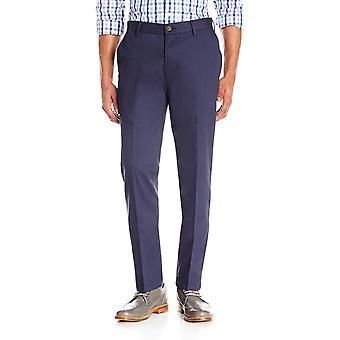 Goodthreads Men's Slim-Fit Falten-free Kleid Chino Hose, Marine, Größe 31W x 30L