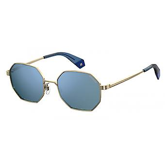 Sunglasses Unisex 6067/Slks/XN gold/blue