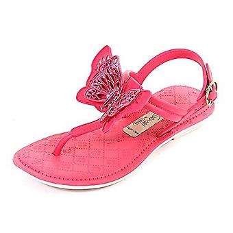 Grendha Kids Sense Sandal Butterfly Girls Flip Flops - Pink