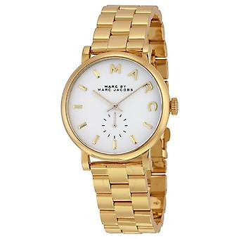Marc Jacobs Online Baker Gold-tone 36.5mm Ladies Watch MBM3243