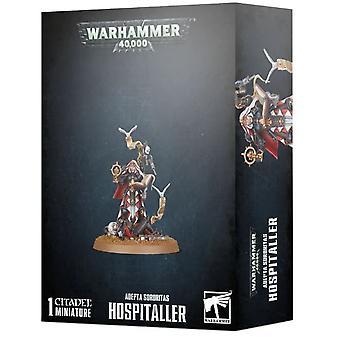 Spiele-Workshop - Warhammer 40.000 - Adepta Sororitas Hospitaller