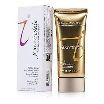 Glow Time Full Coverage Mineral BB Cream SPF 25 - BB7 50ml of 1.7oz