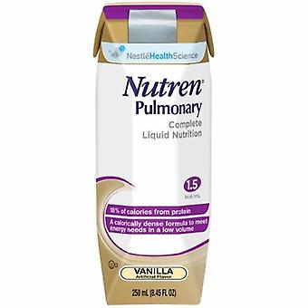 Nestle Healthcare Nutrition Oral Supplement / Tube Feeding Formula, Vanilla Flavor, 250 ml