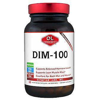 Olympian Labs DIM (diindolylmethane), 60 caps