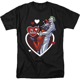 Harley Quinn And The Joker My Puddin' DC Comics T-Shirt