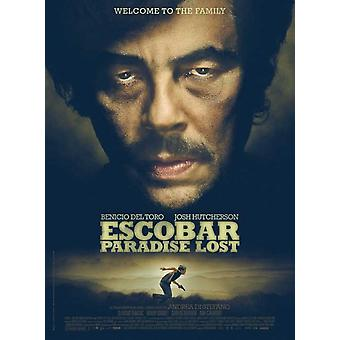 Escobar Paradise Lost Movie Poster (11 x 17)