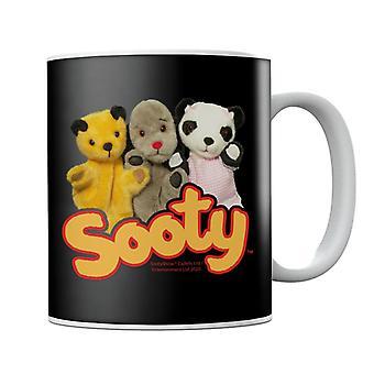 Sooty Sweep so klassische Logo Becher