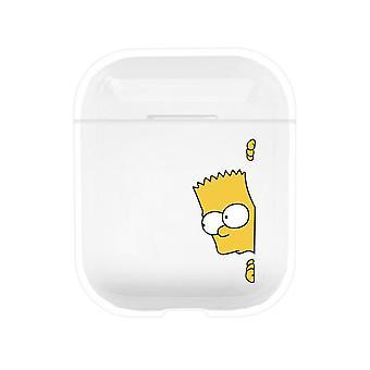 Süße Schutzhülle für Apple AirPods Transparent #4