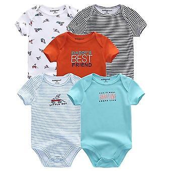 Baby Romper, Summer High Quality Striped Newborn Ropa Bebe Clothing