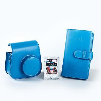 Instax mini 9 Zubehör-Kit - Kobaltblau original