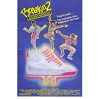 Breakin' 2 elektrische Boogaloo Movie Poster (11 x 17)