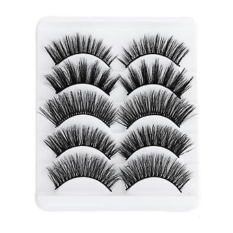 Handmade, Long And Natural False Eyelashes