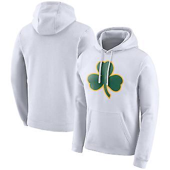 Boston Celtics Löysä Pullover Huppari WY027