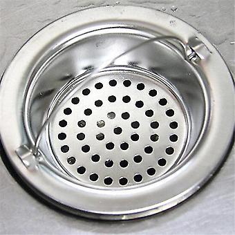Hoogwaardige Keuken Outfall Water Tank Strainer Sink Roestvrij stalen riool