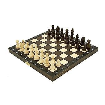 10,5 tuumaa Euroopan koulu taitto shakki sarja