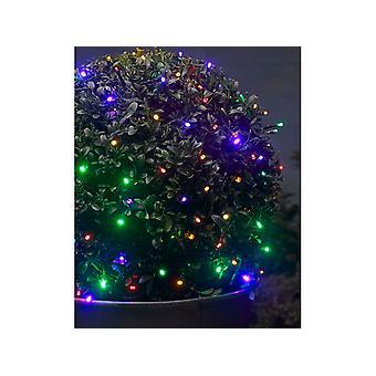 Smart Solar Solar String Lights x 50 Multi-Coloured 1060010RP