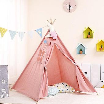 Portable's Tents Tipi Play House e Little Teepee Room Decoration