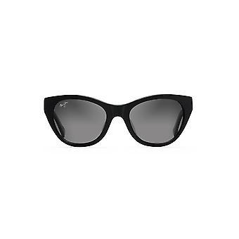 Maui Jim Capri GS820 02N Black/Neutral Grey Sunglasses