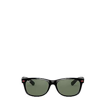 راي بان RB2132M النظارات الشمسية السوداء للجنسين