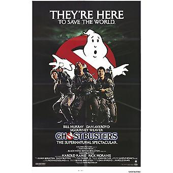 Ghostbusters Film-Poster (11 x 17)