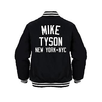 Mike Tyson Boxing Legend Jacket