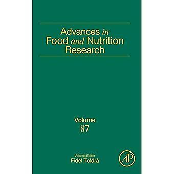 Progrès de la recherche sur les aliments et la nutrition : volume 87 (Progrès de la recherche sur les aliments et la nutrition)