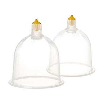 Round Disposable Suction Cup 2 units