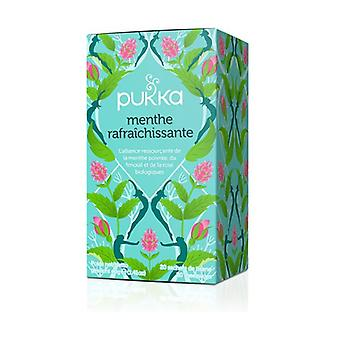 Mint Refresh Organic 20 infusion bags (Mint)