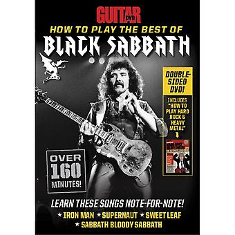 Guitar World: Comment jouer le meilleur de Black Sabbath