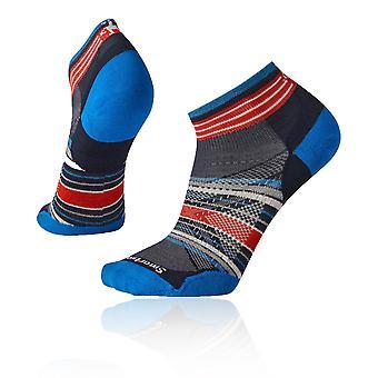 Smartwool PhD Run Ultra Light Pattern Low Cut Running Socks - SS21