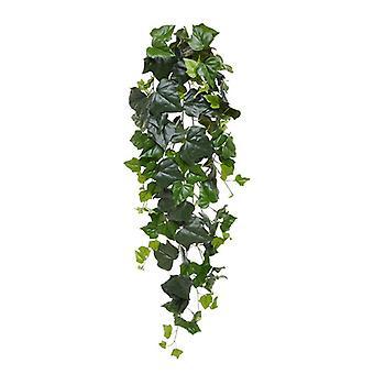 Pianta finale Hedera artificiale 125 cm verde - ignifugo