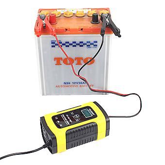 Car Battery Charger Vehicle Motorcycle Pulse Repair Heavy Duty 12v Trickle