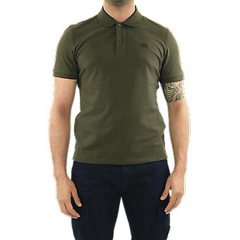 C.P.Company Polo - Short Sleeve Green 10CMPL067005263W683 Top