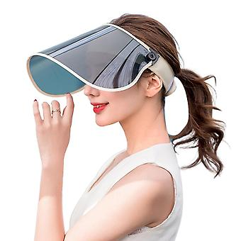 Vrouwen Zomer Outdoor Casual Cap Vizier Face Shield Color2