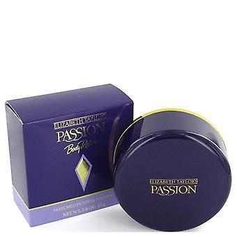 Passione spolverata di polvere di borotalco Elizabeth Taylor 2,6 oz
