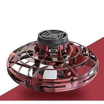 Flynova Athletic Antistress Käsi Mini Lentävä Lelu Gyro Rotator Drone