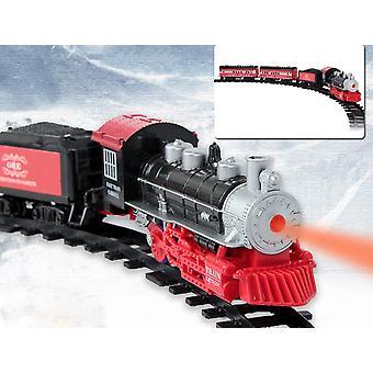 Klasická sestavená elektrická vlaková sada