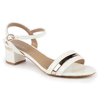 Lunar Olivia Block Heel Sandal