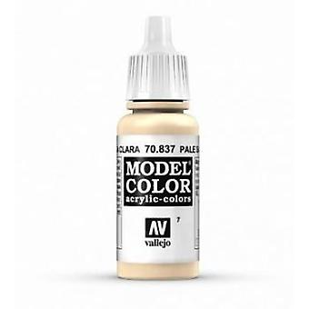Vallejo Model Color 17ml Acrylic Paint - 837 Sand Light