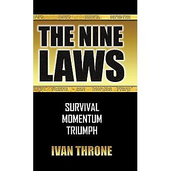 The Nine Laws by Ivan Throne - 9789527065969 Book