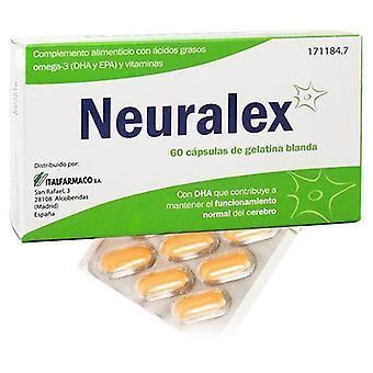 Italfarmaco Neuralex 60 Capsules