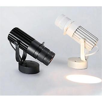 Industrial Led Projector Ceiling Light 7w 12w 15w 3w Led Tracking Spot Lamp 4