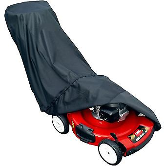 Lawn Mower Cover-waterproof, Weather And Uv Protected Covering For Push Mowers