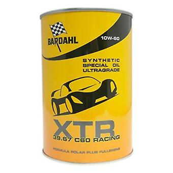 Aceite para motor para automóviles Bardahl XTR C60 SAE 10W 60 (1L)