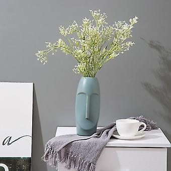 Modern contemporary style vases for decor