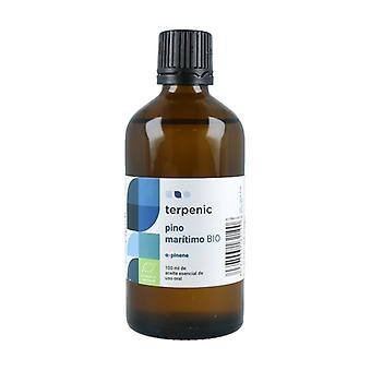 Organic Maritime Pine Essential Oil 100 ml of essential oil