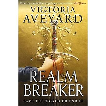 Realm Breaker Van de auteur van de multimiljoenen copy bestseller Red Queen serie