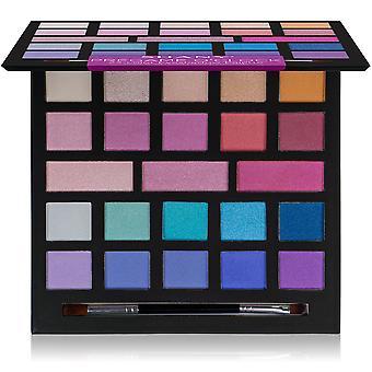 SHANY Eyeshadow Palette - 23 pigmenterade, långvariga och blandningsbara matt / skimrande ögonfärg nyanser för alla hudtoner